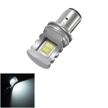 12V-80V 1000LM Universal LED Light High Low Beam Lamp Headlamp Big Bulb For Motorcycle Scooter