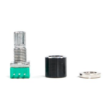 FrSky ACCST Taranis Q X7 Transmitter Spare Part Potentiometer 607/853 with Nut Knob Cap