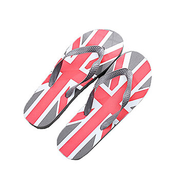 S-427449 Men's Sandals Flip-flops British Style Comfortable Casual Non-slip Wear-resistant