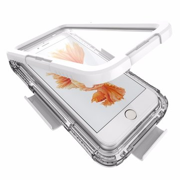 Hybrid Swimming Dive Waterproof Case For iPhone 7 Plus/8 Plus 5.5 Inch