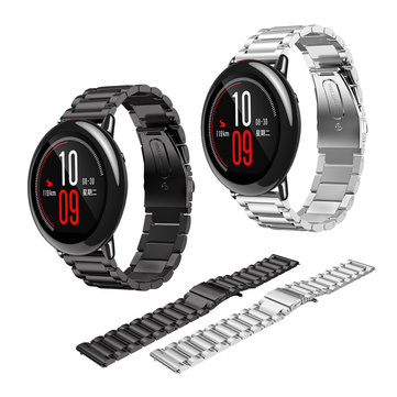 Fashion Stainless Bracelet Smart Watch Band Strap For Xiaomi Huami Amazfit