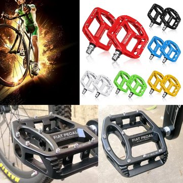 SHANMASHI MG5051 9/16'' Magnesium-alloy Mountain Bike Pedals Flat Sealed Cycling Bicycle Pedals