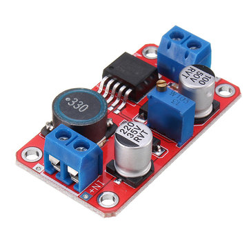 XL6019 5A DC-DC Adjustable Boost Power Module High Power Step Up Board
