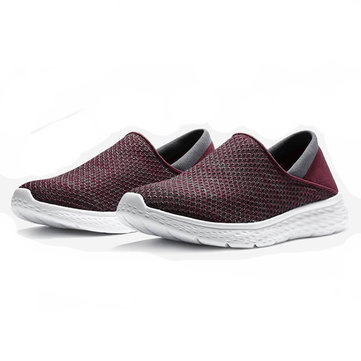 XIAOMI Uleemark Women Slip-on Ultralight Shock-absorbing Casual Sneakers Hiking Shoes Running Shoes