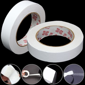 Clear Double Sided Self Adhesive Tape Sticky Sticker 25mm x 35m