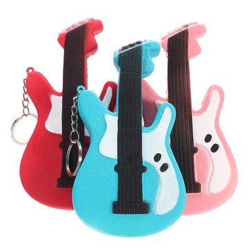 Squishy Guitar 13.5cm Slow Rising Soft Cute Collection Gift Decor Toy