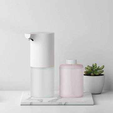[Xiaomi First CrowdFunding] Xiaomi Mijia Automatic Epochal Design 320ML Soap Dispenser Antibacterial Hand Sanitizer WHITE