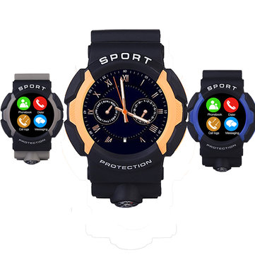 2016 New A10 Waterproof Sport Smart Watch MT2502 With Bluetooth G-sensor For Android iOS Phone