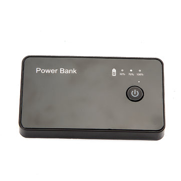 720P Power Bank DVR Video H.264 Camera Support Audio Motion Detection Video Recording