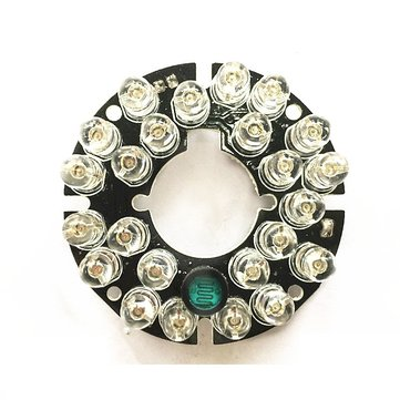 24pcs LED IR Lights 850nm 50 Bullet Camera Infrared Illuminator Board