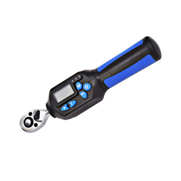 Mini Digtal Torque Wrench Electronic 1/4DR 1.5-100nm Torque Wrench Measuring Hand Tools