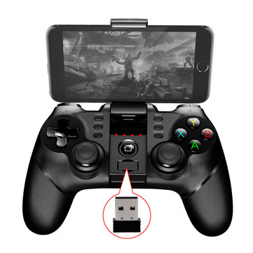 iPega PG-9076 Gaming Bluetooth 2.4G Wireless Wired Game Controller Gamepad Joystick