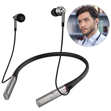 Xiaomi 1More E1001BT Hi-Res Wireless Bluetooth Earphone Dual Balanced Armature Dynamic ENC Neckband Headset