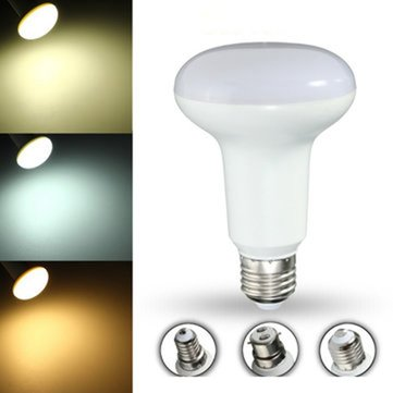5W R50 E27 E14 B22 LED Reflector Light Lamp Bulb Pure Warm Natural White AC85-265V