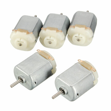 5Pcs DC 3V Mini Motor For Arduino DIY Smart Car