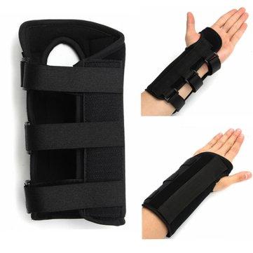 Ventilate Left Wrist Brace Protecter Sport Supporter Forearm Sprain Elastic Men Women