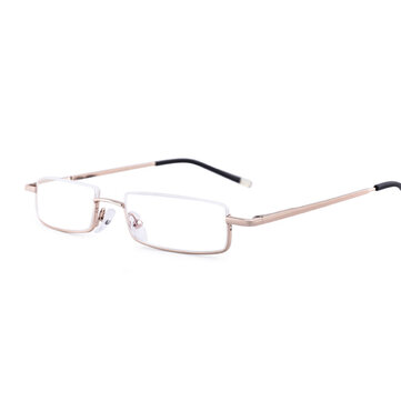 Men Women Resin Ultralight Reading Glasses