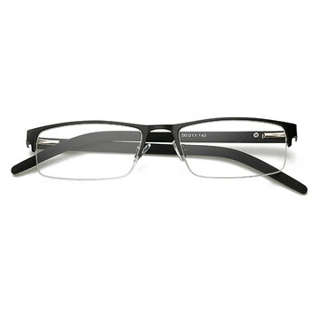 Men Unisex Lightweight Clear Lens Reading Glasses