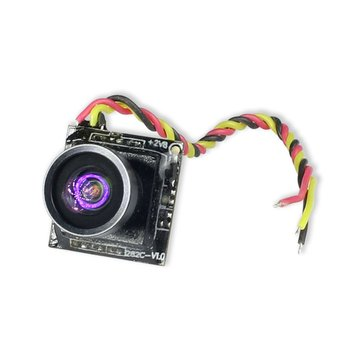 FuriousFPV Micro 600TVL 1/4 CMOS 120 Degree FPV Camera 1.9g 14*14mm For RC Drone