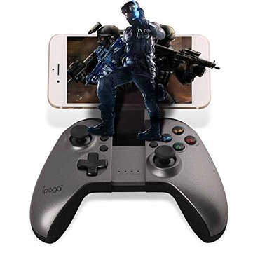 iPega PG-9062 Wireless Bluetooth Dark Fighter Gamepad Game Gaming Controller Joystick