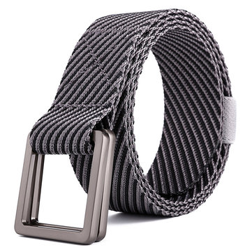 125CM Nylon Stripe Military Belts Weave Tactical Belt