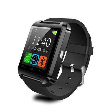 Bakeey U80 Bluetooth Call Function Шагомер Sleep Монитор Дистанционный камера Smart Watch для IOS Android