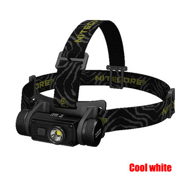 Nitecore HC60 L2 U2 1000LM Cool White Rechargeable LED Headlight Flashlight