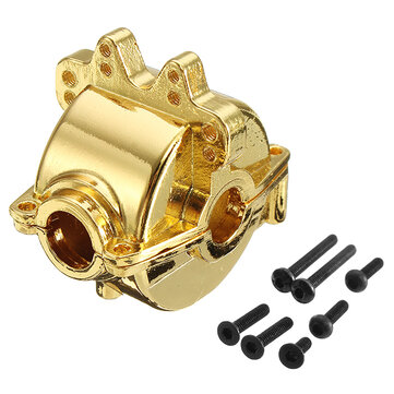 WLtoys Upgrade Front & Back Metal Gear Box Shell 1/18 A949 A959 A969 A979 RC Car part