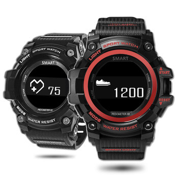 Zeblaze MUSCLE HR Heart Rate Sleep Monitor BT4.0 IP68 Waterproof Smart Watch