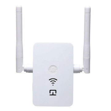 150Mbps Wireless WiFi Range Extender Signal Booster Router Repeater Dual Antenna