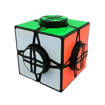 Time Wheel Irregular Magic Cube Speed Cube Magic Puzzle