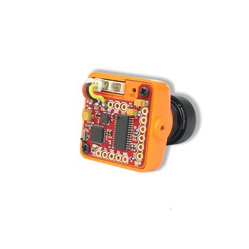 FuriousFPV PIGGY OSD V2 for Betaflight/Kiss/Raceflight FC Support Runcam Foxeer Lumenier TBS Camera