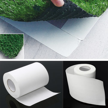 65FT Self-adhesive Artificial Grass Seaming Tape Garden Outdoor Synthetic Turf Carpet Jointing Tapes