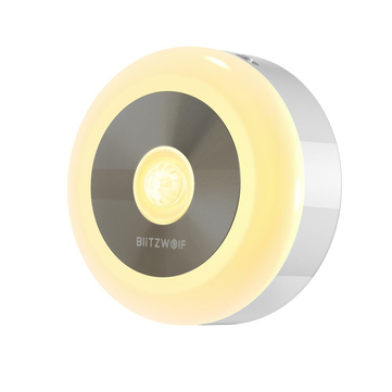 BlitzWolf® BW-LT15 LED Motion PIR Sensor Night Light