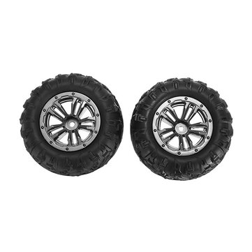 Plastic Tire For 1/16 2.4G Remote Control Car 4WD 9130 RC Car Parts 2Pcs Per Set