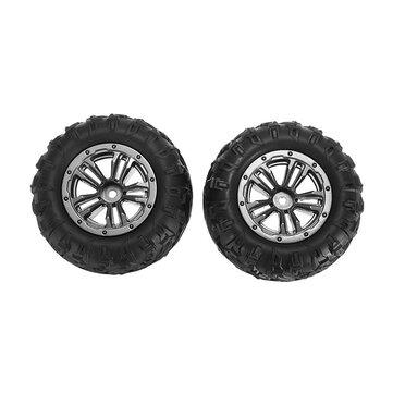 Plastic Tire For 1/16 2.4G Remote Control Car 4WD 9130 RC Car Parts 2Pcs Per Set