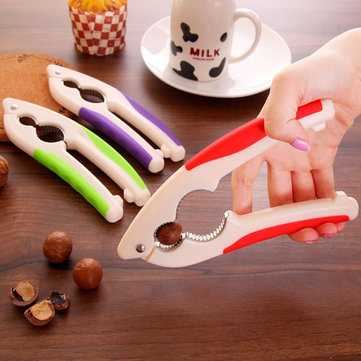 KCASA KC-WC03 Multi-function Quick Nut Pecan WalNutcracker Sheller Clamp Plier Nutcracker Tool