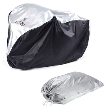 MTB Bike Bicycle Cover Waterproof Rainproof Cover Rain Dust Resistant Protector