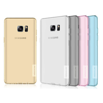 NILLKIN Transparent Soft TPU Back Cover for Samsung Galaxy Note 7