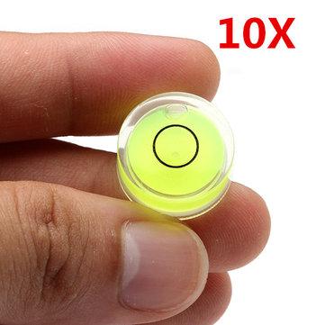 10XPrecisionユニバーサルレベルバブルボール18x9mm