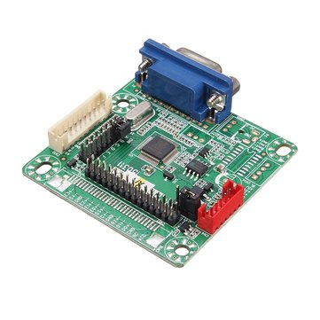 3pcs MT561-B LCD Monitor Driver Controller Board For 10 Inch To 42 Inch 5V Universal Wide LVDS LCD Monitor