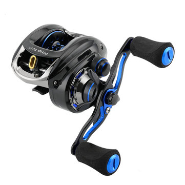 SeaKnight DRYAD PLUS 7.0:1 11+1BB Baitcasting Fishing Reel 8.5KG Drag Left Right Hand Sea Fishing