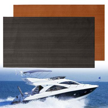 Self-Adhesive Marine Floor Teak EVA Foam Boat Sheet Yacht Synthetic Decking Pad