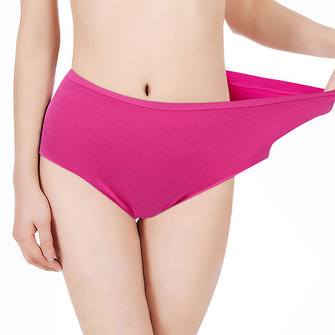 M-2XL Women High Waist Panties