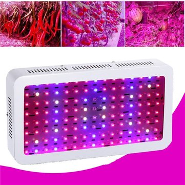 1200W Full Spectrum LED Grow Lights Panel Lamp for Hydroponic Plant Growing