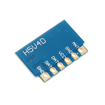 H5V4D 5V 433Mhz Mini Wireless Receiver Module ASK Remote Transceiver Passthrough