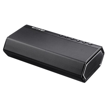 BlitzWolf� BW-AS2 40W 5200mAh Double Driver Wireless bluetooth Speaker 30W Strengthened Upward Bass Hands-free Aux-in Speaker