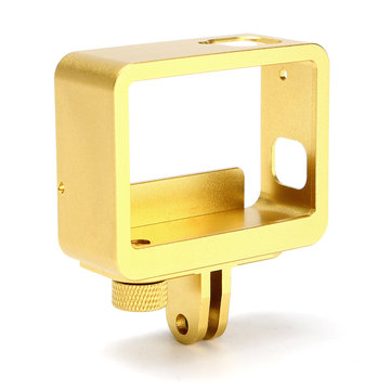 Aluminum Alloy Protective Gold Case Housing Frame For Gopro Hero 5