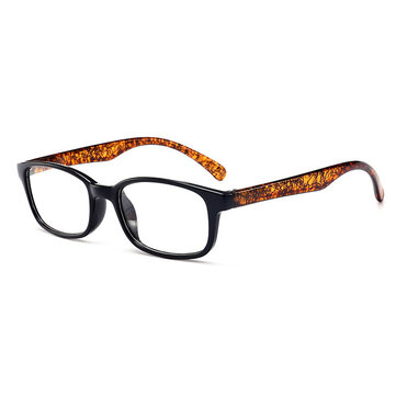 HD Resin Fashion Pattern Computer Reading Eyeglasses