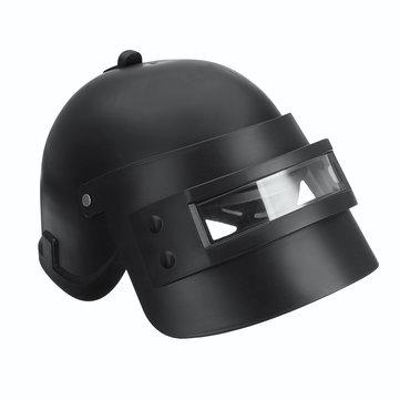 Game Cosplay Mask Level 3 Props Cap Helmet Black Halloween Christmas Player
